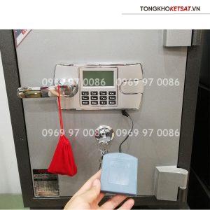 Bán hộp tiếp pin két sắt điện tử và vân tay