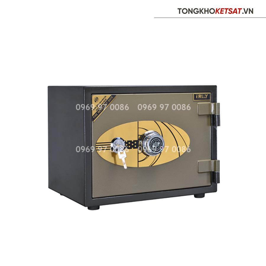 Két sắt Truly Gold TLG-42C khóa cơ chính hãng