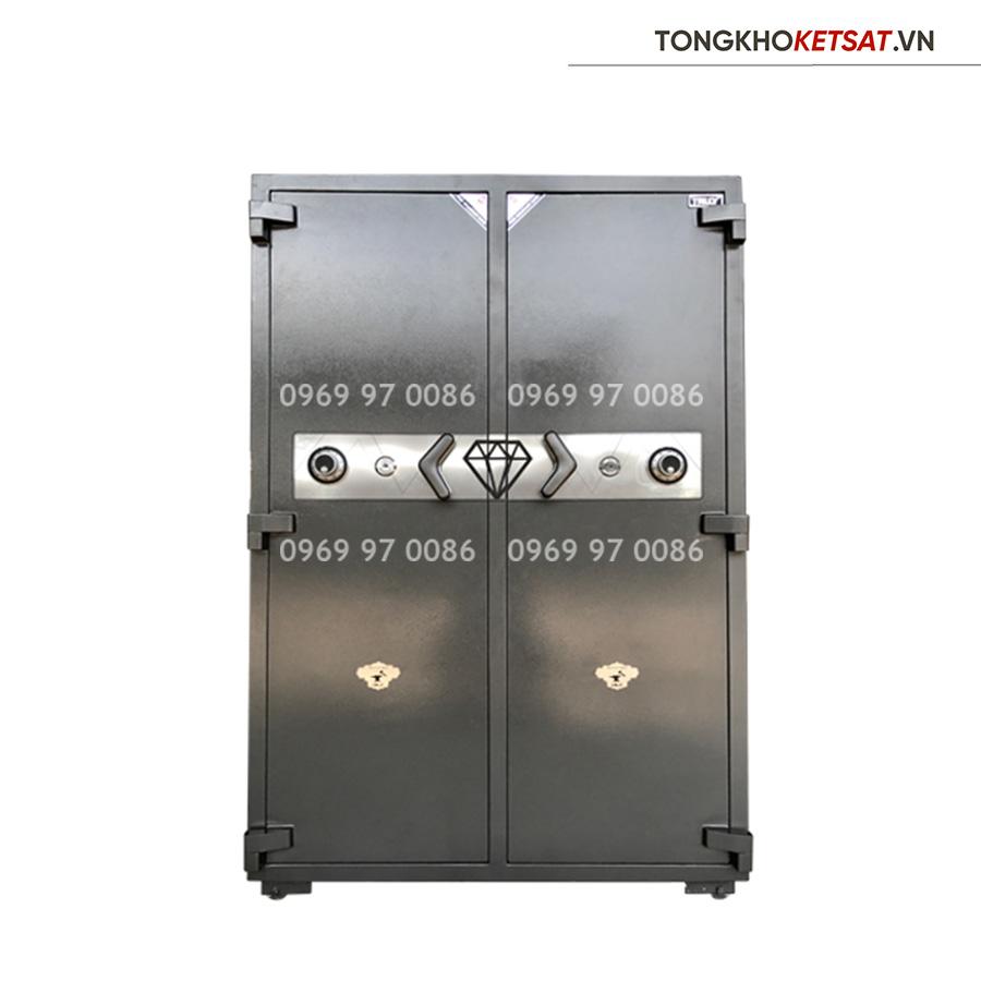 Két sắt Truly siêu cường TS-1700 cỡ lớn Hàn Quốc
