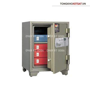 Két sắt Booil Hàn Quốc BS-T610 nhập khẩu chính hãng