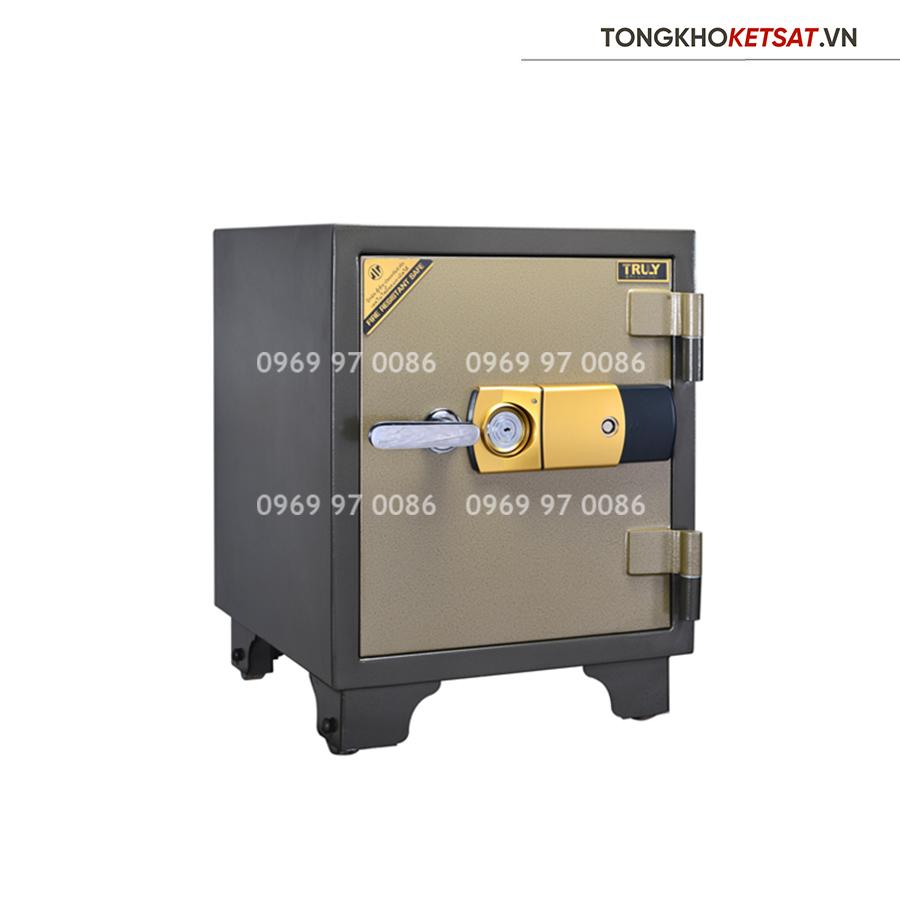 Két sắt Truly gold TLG-60E điện tử Hàn Quốc chính hãng