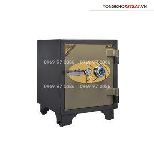 Két sắt Truly gold TLG-60C khóa cơ Hàn Quốc chính hãng