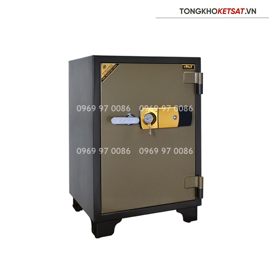 Két sắt Truly gold TLG-65E điện tử Hàn Quốc chính hãng