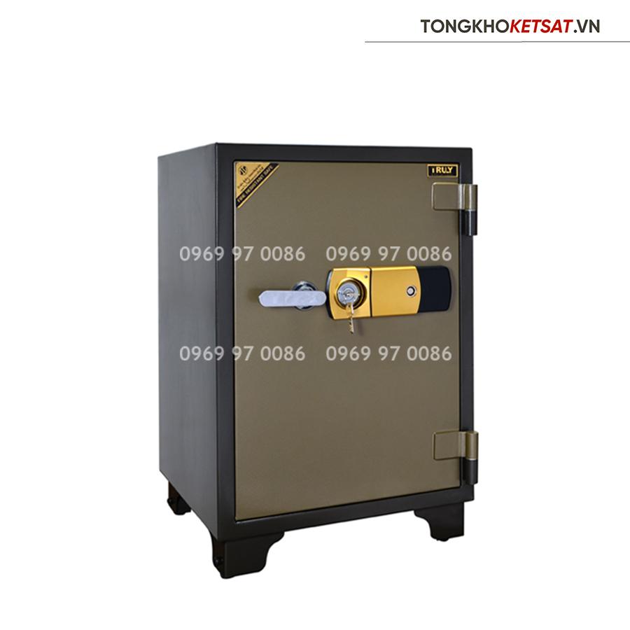 Két sắt Truly gold TLG-75E điện tử Hàn Quốc chính hãng