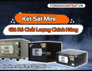 Két sắt mini dưới 1 triệu giá rẻ chất lượng chính hãng